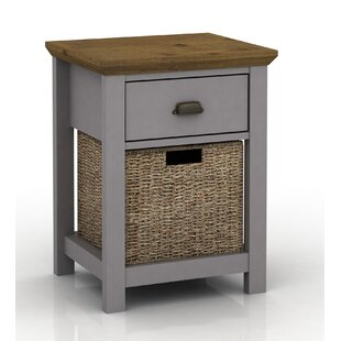 Blarney End Table by Gracie Oaks