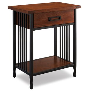 Perao 1 Drawer Nightstand