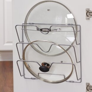 Rebrilliant Metal Cabinet Door Organizer