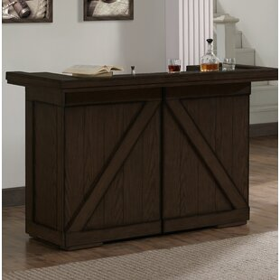 Foundry Select Arterburn Bar With Wine Storage