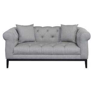 Follett Loveseat by Bungalow Rose