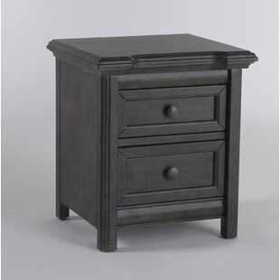 Inexpensive Cristallo 2 Drawer Nightstand by PALI Reviews (2019) & Buyer's Guide