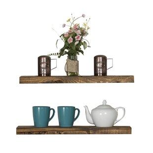 Del Hutson Designs True Floating Shelf (S..