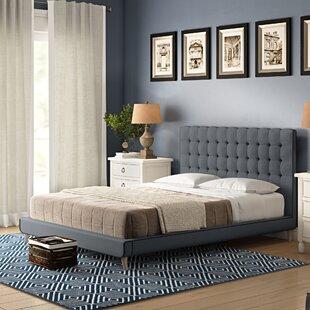 Lonan Upholstered Panel Bed