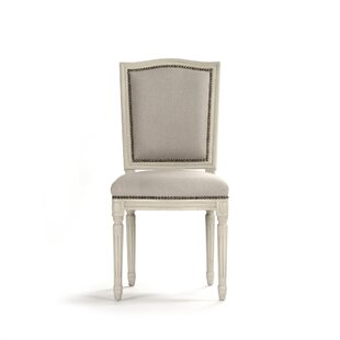 Benoit Upholstered Dining Chair Zentique