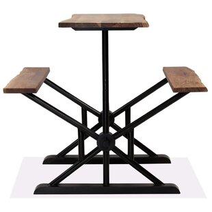 Neddick Wooden Picnic Table Image