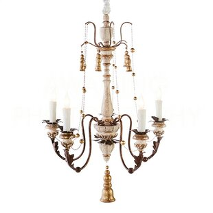 Hillcrest Small Candle Style Chandelier