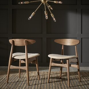 Caro Dining Chair (Set of 2) by Modern Rustic Interiors