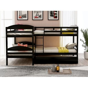 Yarmouth Twin over Twin L Bed with Trundle