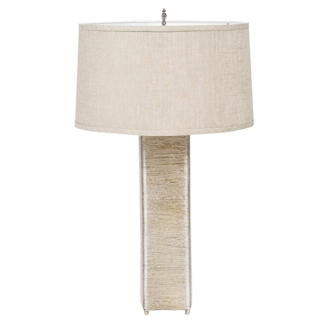Worldsaway Wire Wred 24 Table Lamp