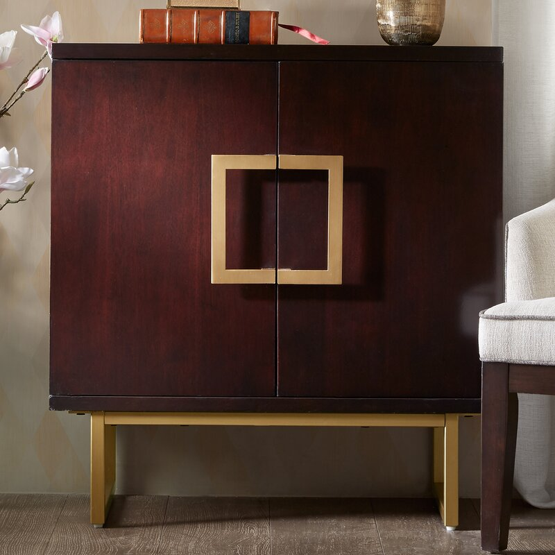 2 Door Cupboard Inside Designs willa arlo interiors breene 2 door accent cabinet & reviews | wayfair
