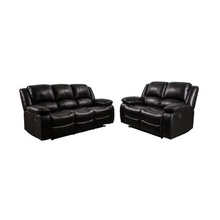 Herdon 2 Piece Reclining Living Room Set by Latitude Run