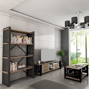 Reviews Toro Entertainment Center for TVs up to 55 by Ebern Designs Reviews (2019) & Buyer's Guide