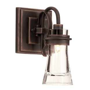 Kalco Dover 1-Light Bath Sconce