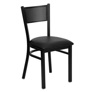 Chafin Grid Back Side Chair by Winston Po..