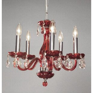 Classic Lighting Monaco 5-Light Candle St..