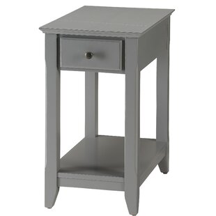Ronaldo End Table with Storage