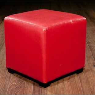 Grandone Cube Ottoman by Orren Ellis