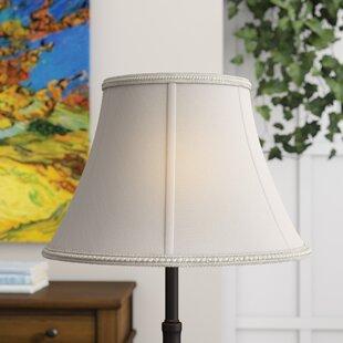Slant Softback 14 Silk/Shantung Bell Lamp Shade