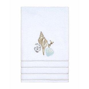 Blue And Beige Bath Towels Wayfair