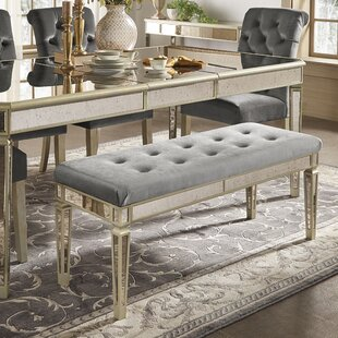Willa Arlo Interiors West Hill Upholstered Bench