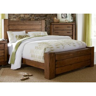 Hilton Panel Bed by Loon Peak