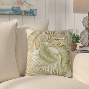 Crestover Cotton Throw Pillow