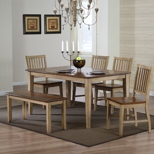 Huerfano Valley 6 Piece Dining Set
