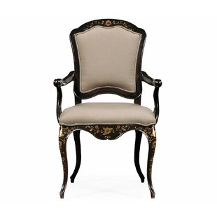 Kensington Floral Armchair Set of 2 by Jonathan Charles Fine Furniture