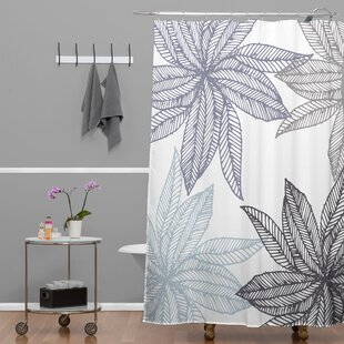 Flower Fantasy Ii Single Shower Curtain