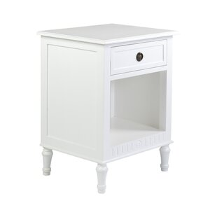 Jaren 1 Drawer Nightstand