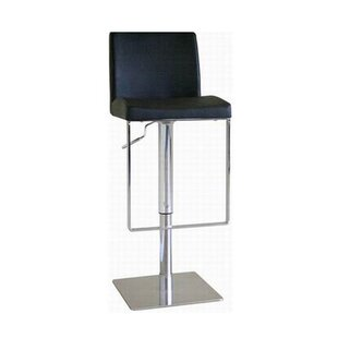 Utley Adjustable Height Swivel Bar Stool ..