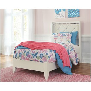 Standard Panel Bed by Harriet Bee 2019 Coupon