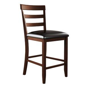 Chriopher Upholstered Dining Chair (Set of 2) by Alcott Hill