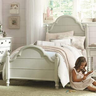 Inspirations By Wendy Bellissimo Panel Bed by Wendy Bellissimo LC Kids Best #1