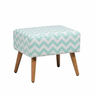 Tankersley Ottoman by Ebern Designs