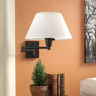 Aberdeenshire Swing Arm Lamp by Andover Mills