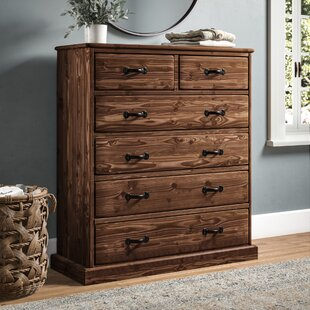 Cerny Chest Of Drawers By Union Rustic
