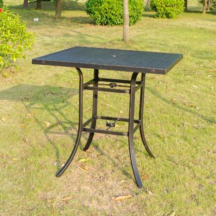 Kain 42 inch  Square Bar Table Price comparison