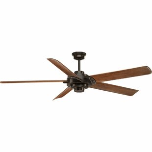 Bargain 68 Thainara 5 Blade Ceiling Fan with Remote By 17 Stories