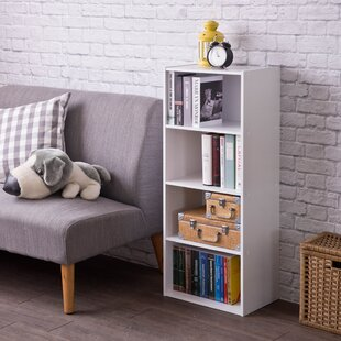 Raffertie Standard Bookcase By Ebern Designs
