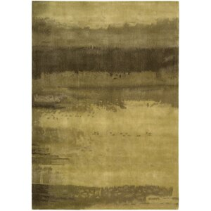 Luster Wash Citrine Wash Gold Area Rug