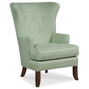 Austin Wingback Chair by Fairfield Chair