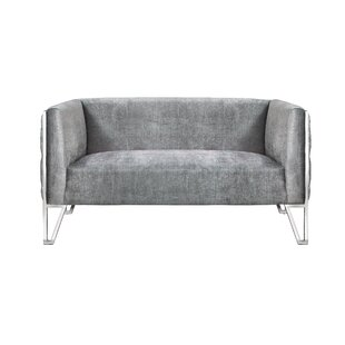 Online Reviews Ingham Loveseat by Mercer41 Reviews (2019) & Buyer's Guide