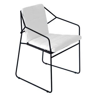 Sandur Patio Dining Chair with Cushion