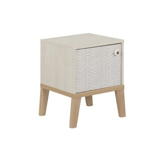 Saoirse Bedside Table By Harriet Bee