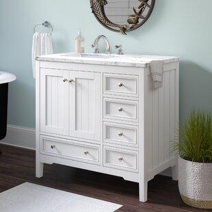Murawski 36 Single Bathroom Vanity Set by Beachcrest Home