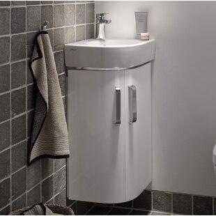 Desalvo 18 Single Bathroom Vanity Set by Orren Ellis