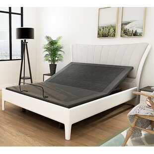 Zero Gravity Adjustable Bed with Wireless Remote