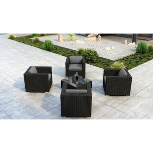 Glendale 5 Piece Sofa Set with..